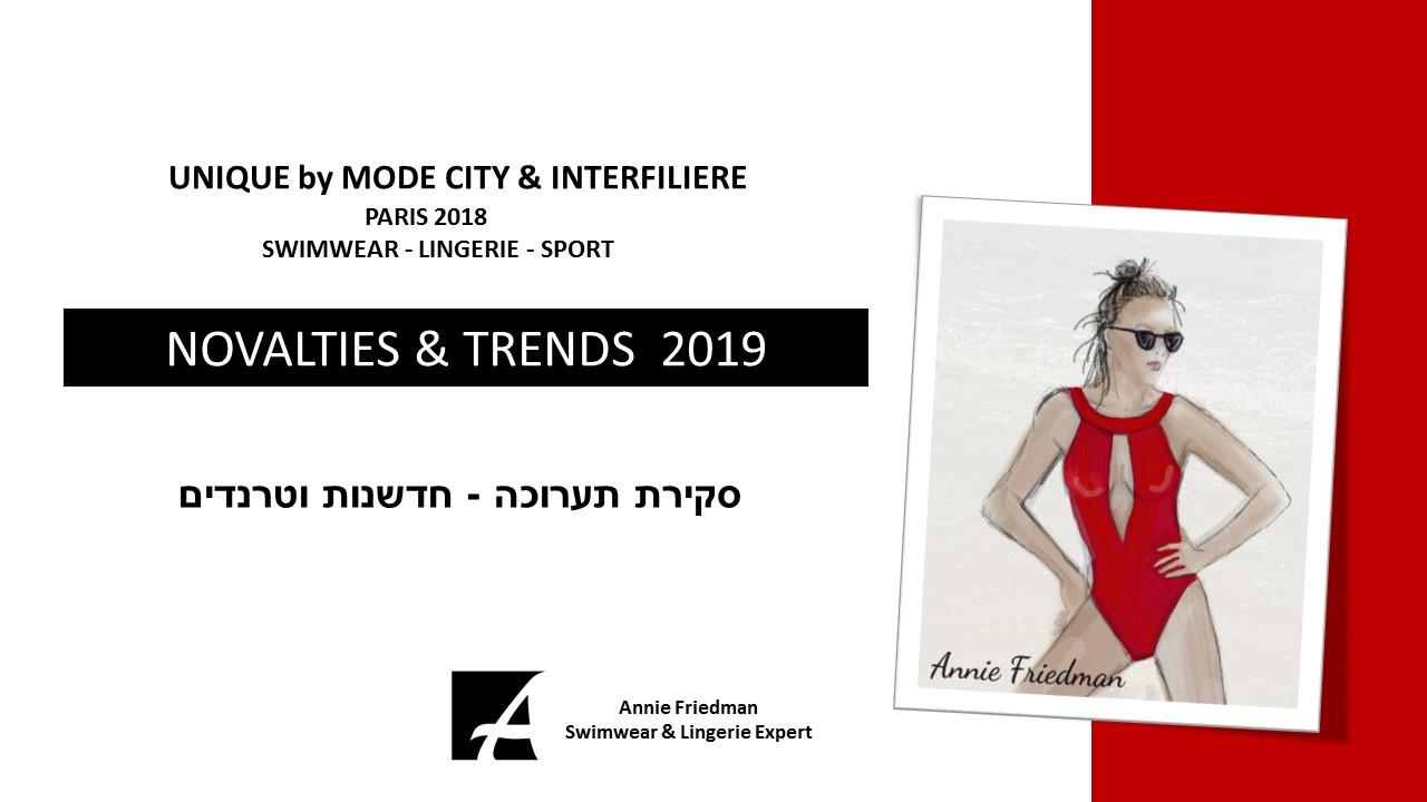unique by mode city 2019