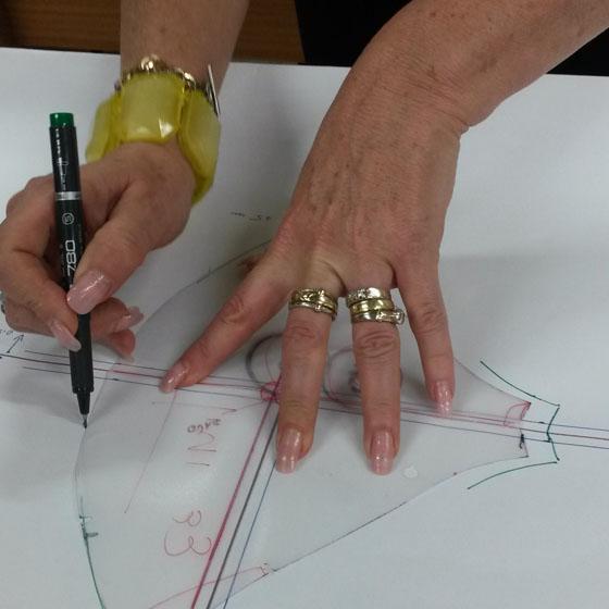 קורס מקצועי לדירוג בגדי ים -נשים/ילדות